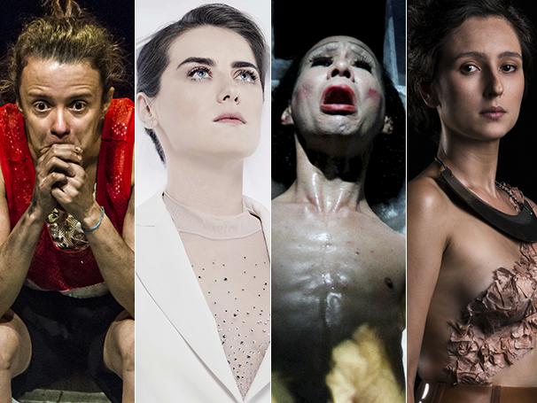 Lista reúne quatro espetáculos em cartaz no Rio e mais quatro em São Paulo (Foto: Divulgação)