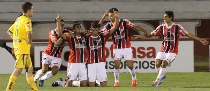 Botafogo-SP pela Copa Paulista (Foto: Rogério Moroti/ Ag Botafogo)
