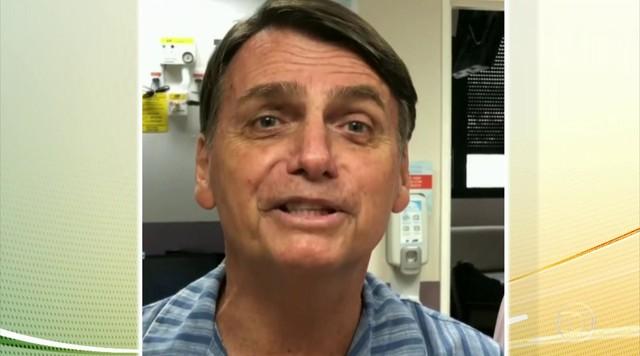 Jair Bolsonaro segue internado em São Paulo