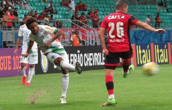 Eficiente, Vitória marca golaço, bate o América-MG e deixa Z-4 do Brasileirão