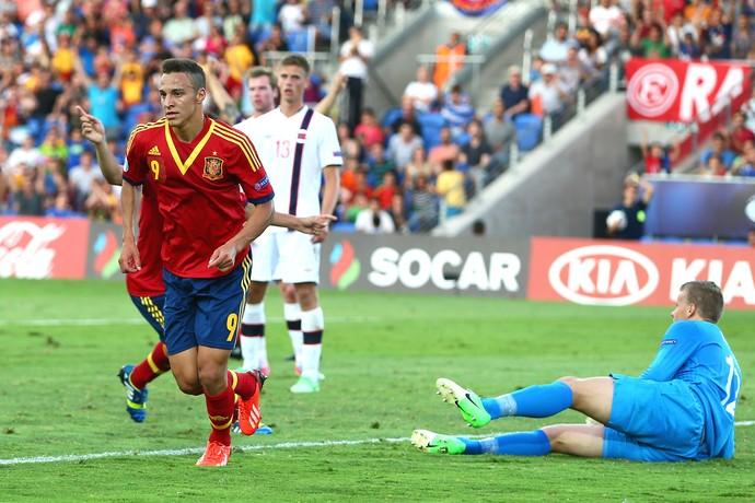 Rodrigo Moreno, Seleção da Espanha (Foto: Getty Images)