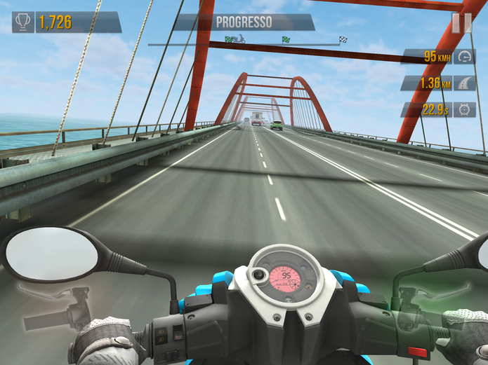 Traffic Rider (Foto: Reprodução)