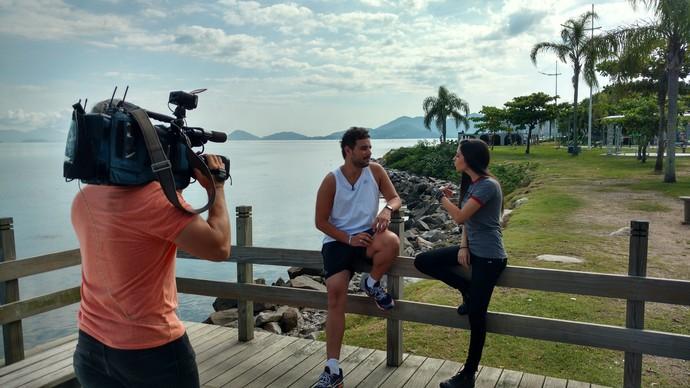 Novo quadro do Mistura inspira a melhorar saúde  (Foto: RBS TV/Divulgação)