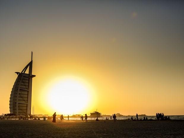 Veja mais de Dubai com a estreia de Babilônia, em março (Foto: Isabella Pinheiro/Gshow)