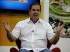 'Vamos entregar um novo Acre', diz Viana (João Paulo Maia / G1 )