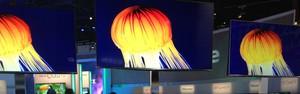 Nova geração de TVs 4K têm telas curvas, flexíveis e gigantes (Gustavo Petró/G1)