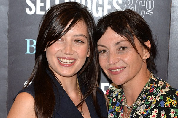 Daisy Lowe e Pearl Lowe (Foto: Getty Images)