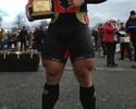 Homem-Coxa vence troféu em prova ciclística de perseguição em Londres