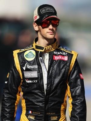 Romain Grosjean revela que tomará precauções para evitar acidentes em Yeongam (Foto: Getty Images)