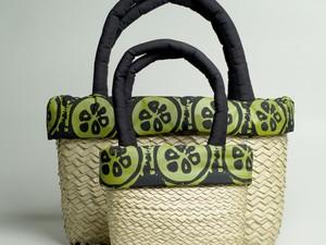 Bolsas feitas com o coco babaçu no Tocantins (Foto: Fabio Del Re/Sebrae Tocantins)