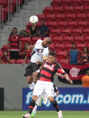 Guerrero e Rodrigo; Flamengo x Vasco
