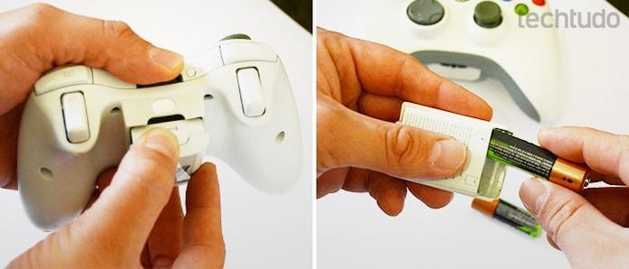 controle xbox 360 (Foto: Adriano Hamaguchi/TechTudo)