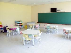 O CEI 16, na Vila Carvalho, atendia em espaço temporário e alunos serão transferidos para o novo prédio (Foto: Emerson Ferraz)