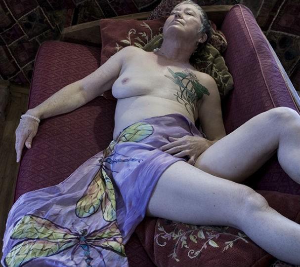 Mulheres que fizeram mastectomia ou não participaram (Foto: Isis Charise)