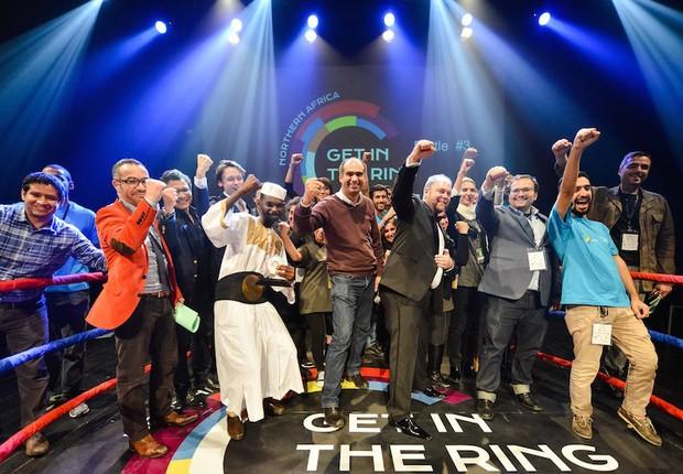 Get in the Ring (Foto: Divulgação)