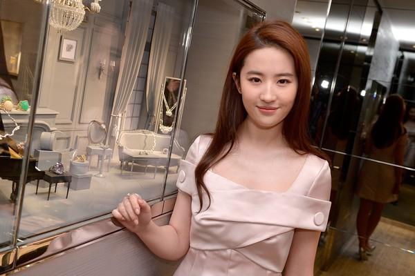 Liu Yifei já é popularmente conhecida no oriente, principalmente na China (Foto: Getty Images)