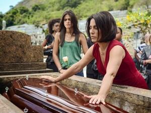 Cena do filme Linda de Morrer, com Glória Pires (Foto: Divulgação)