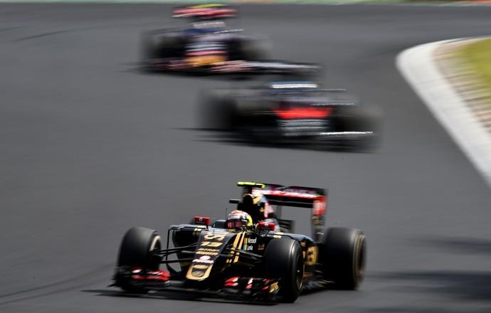 Pastor Maldonado GP da Hungria Fórmula 1 (Foto: Getty Images)