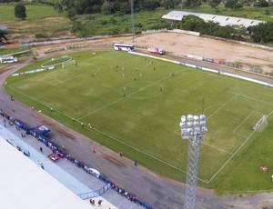 Ji-Paraná e Real (Foto: Ícaro Brilhante/ arquivo pessoal)