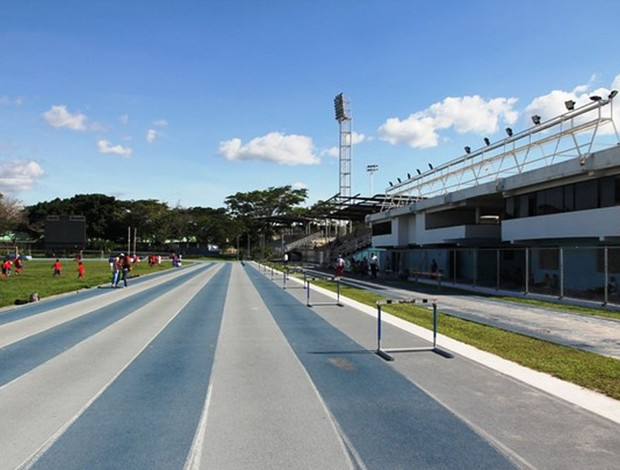 Estadio Maximo Viloria atletismo (Foto: Divulgação)