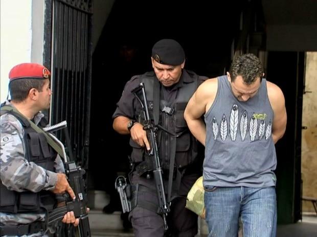 Alex 'Gardenal' é considerado um dos homens mais perigosos do Ceará pela polícia (Foto: Arquivo/TV Verdes Mares)