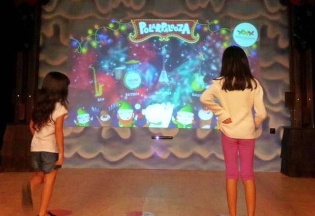 Crianças podem se divertir em circuito interativo no Shopping Passeio das Águas (Foto: Divulgação)