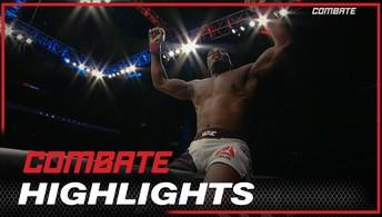 Os melhores momentos do agressivo  Derek Brunson no Ultimate