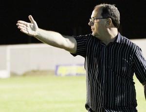 Marcelo Vilar, treinador do Treze (Foto: Magnus Menezes/Jornal da Paraíba)