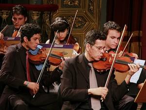 Orquestra Sinfônica Altino Pimenta fará apresentação no Amapá (Foto: Alexandre Moraes/Música na Estrada)