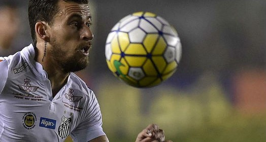 NEM PISQUE (Ivan Storti / Divulgação Santos FC)