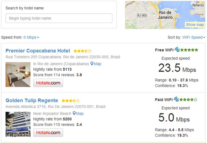 É possível avaliar hotéis de qualquer parte do mundo (Foto: Reprodução/Paulo Finotti)