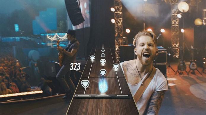 Guitar Hero Live terá modo em primeira pessoa (Foto: Divulgação)