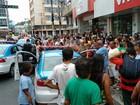 PM detém suspeitos de furtos no centro (Felipe Fidélis/ Arquivo Pessoal)