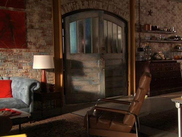 Imóveis apartamento_gossip-girl-Dan (Foto: Reprodução/Hoocked on House)