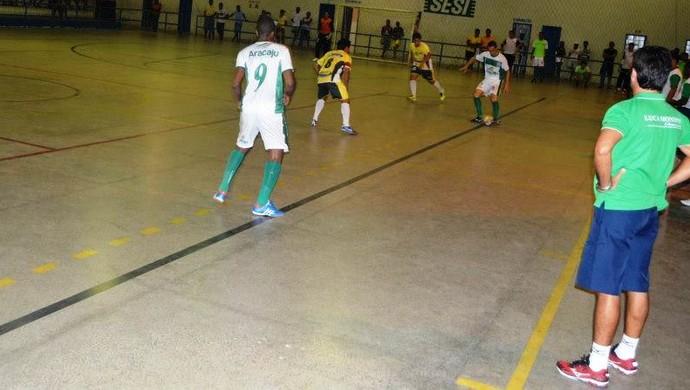 Siriri venceu Aracaju em amistoso (Foto: Siriri/Divulgação)