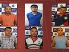 Oito são presos no norte da BA suspeitos de assaltos a banco