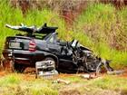 Condutor de carro que se envolveu em acidente morre no HR