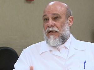 """Stênio Miranda alega dados fragmentados sobre atendimento em UPA, mas acredita em conduta """"oportuna"""" em Ribeirão Preto (Foto: Sérgio Oliveira/ EPTV)"""