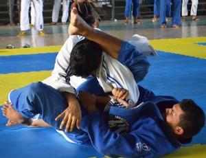 Campeonato Roraimense de Jiu-jtisu (Foto: Tércio Neto)