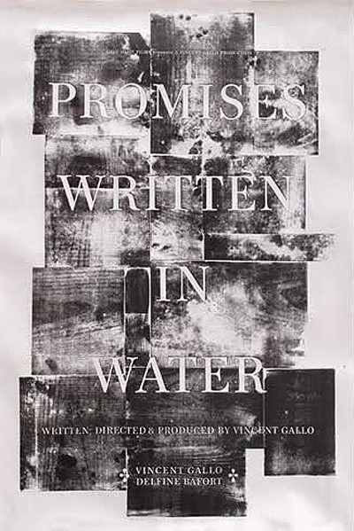 'Promises Written in Water' (2010) (Foto: Divulgação)