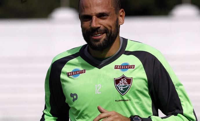 Diego Cavalieri, Fluminense (Foto: Nelson Perez/Fluminense FC)