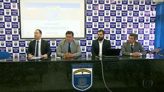 Polícia investiga se houve participação de políticos em esquema de fraudes em licitações na Zona da Mata de PE