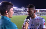 """""""Não pode acontecer novamente"""", diz Thiago Maia sobre derrota do Santos para a Ferroviária"""