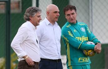Prazo se encerra, e Palmeiras terá candidato único para presidente