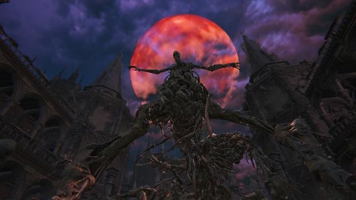Bancar o herói pode custar caro em Bloodborne (Foto: Reprodução/Victor Teixeira)