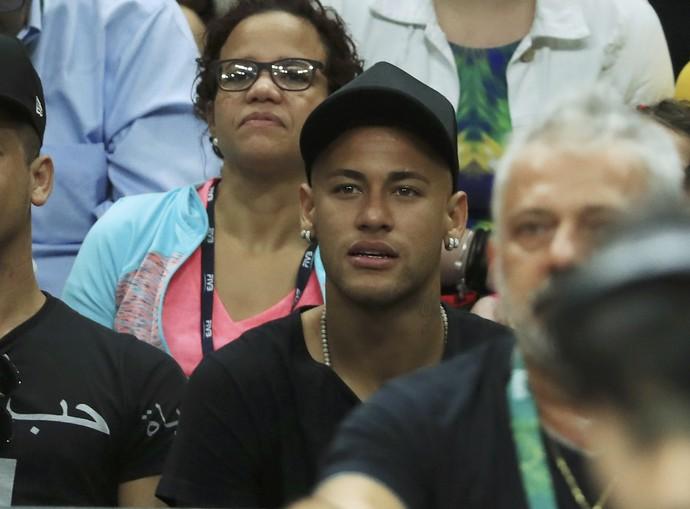 Neymar na decisão de Brasil x Itália (Foto  Reuters Dominic Ebenbichler) f504a1eaeeb5d