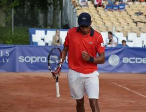 Thiago Monteiro Challenger de Lyon Tênis (Foto: Divulgação / Facebook)