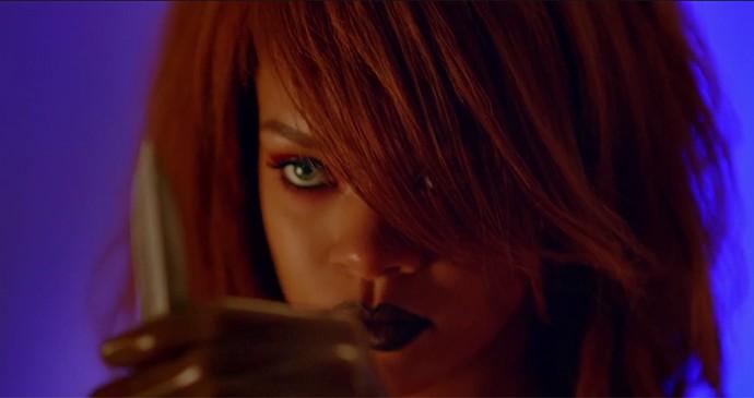 Rihanna prepara sua vingaça contra seus inimigos (Foto: Reprodução)