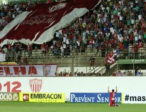 Henrique gol Mogi Mirim Mogi (Foto: Rafael Bertanha / E aí? Produções)