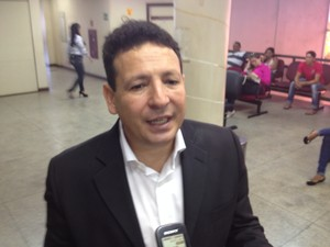Ex-prefeito de Macapá, Roberto Góes (PDT) (Foto: John Pacheco/G1)